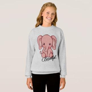 Beauty Pinky Sweatshirt
