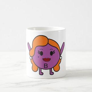 Beauty quark coffee mug