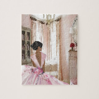 Beauty Queen Jigsaw Puzzle