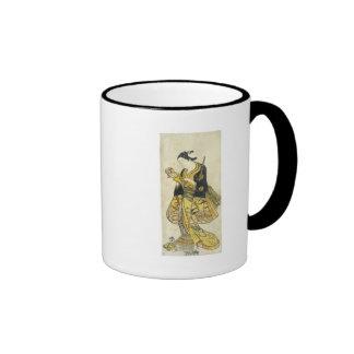 Beauty Reading Letter Torii School 1730 Art Prints Ringer Mug