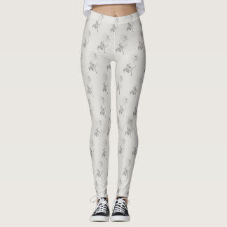 Beauty Rose Leggings Gray