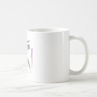 Beauty School Basic White Mug