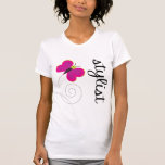 Beauty Stylist Camisole Top T-shirt