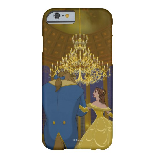 Beauty & The Beast | Beautiful Ballroom Barely There iPhone 6 Case