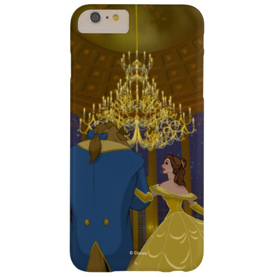 Beauty & The Beast | Beautiful Ballroom Barely There iPhone 6 Plus Case