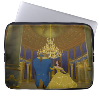 Beauty & The Beast | Beautiful Ballroom Laptop Sleeve