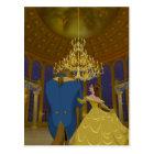 Beauty & The Beast   Beautiful Ballroom Postcard