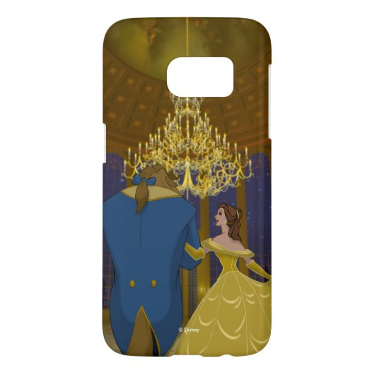 Beauty & The Beast | Beautiful Ballroom Samsung Galaxy S7 Case