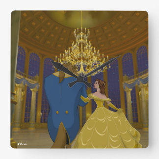 Beauty & The Beast | Beautiful Ballroom Wall Clocks
