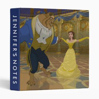 Beauty & The Beast | Dancing in the Ballroom Binders