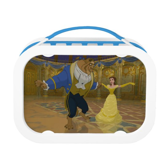 Beauty & The Beast | Dancing in the Ballroom Lunch Box