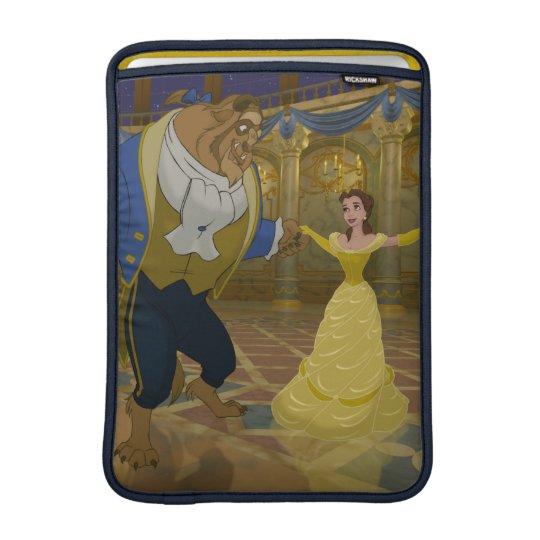 Beauty & The Beast   Dancing in the Ballroom MacBook Sleeve