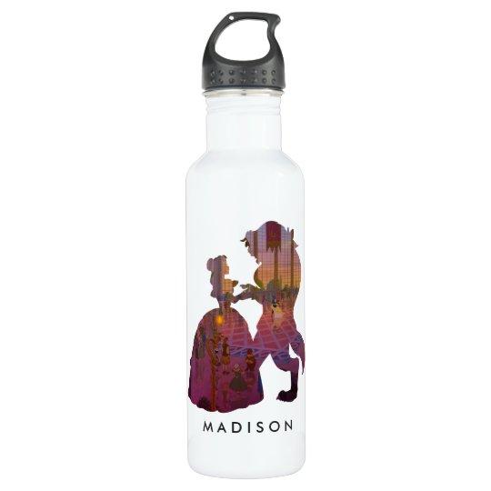 Beauty & The Beast   Silouette Dancing 710 Ml Water Bottle