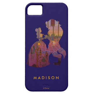 Beauty & The Beast | Silouette Dancing iPhone 5 Cover