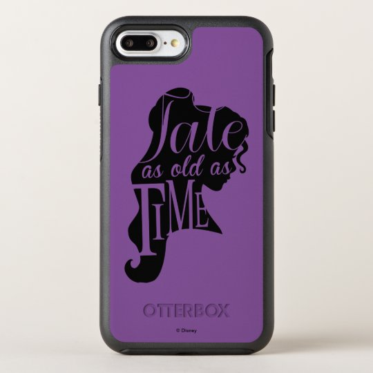 Beauty & The Beast | Tale As Old As Time OtterBox Symmetry iPhone 7 Plus Case