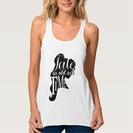 Beauty & The Beast   Tale As Old As Time Tank Top