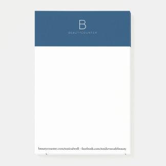 Beautycounter Consultant Notepad