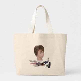 BeautySchoolItems052010 Large Tote Bag