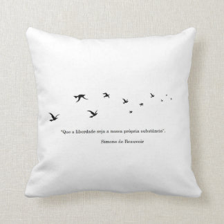 Beauvoir cushion