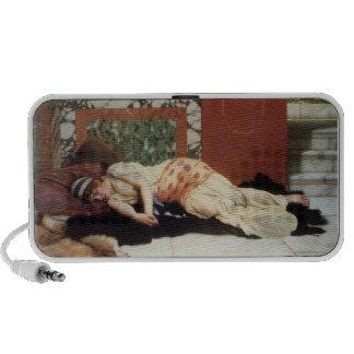 Beaux-arts d'Endymion Haut-parleur iPod
