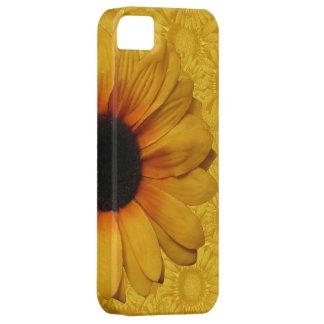 Beaux tournesols jaunes coques Case-Mate iPhone 5