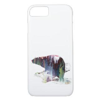 Beaver Art iPhone 7 Case