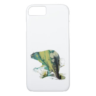 Beaver Art iPhone 7 Case