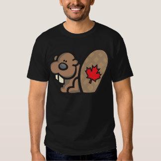 Beaver Canada Tees