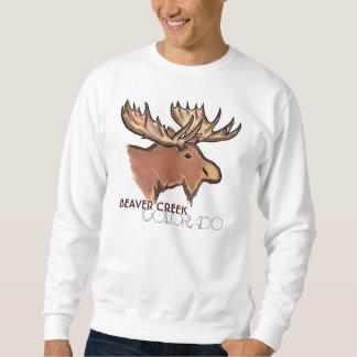 Beaver Creek Colorado brown moose unisex shirt