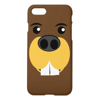 Beaver Faced iPhone 7 Case
