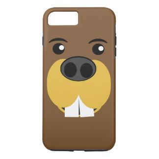 Beaver Faced iPhone 7 Plus Case