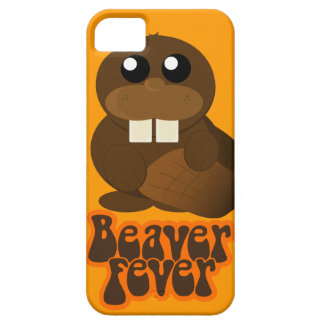 Beaver Fever iPhone 5 Cover