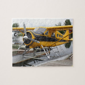 Beaver Float Plane Jigsaw Puzzle