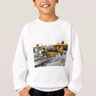 Beaver Float Plane, Lake Hood, Alaska, USA Sweatshirt