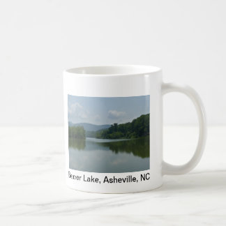 Beaver Lake, Asheville, NC Coffee Mug
