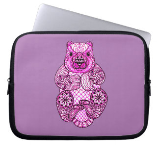 Beaver Laptop Sleeve