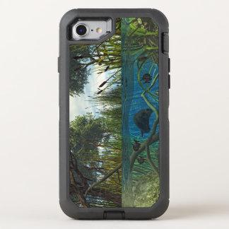 Beaver OtterBox Defender iPhone 7 Case