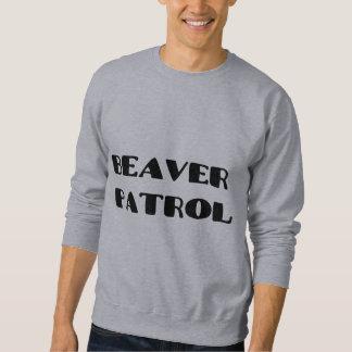 Beaver Patrol Sweatshirt