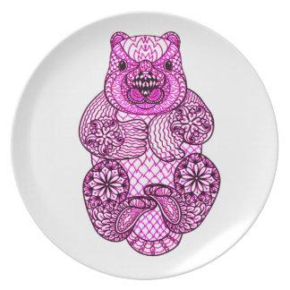 Beaver Plate