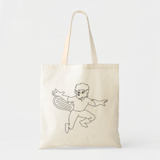 Beaver Power Tote Bag