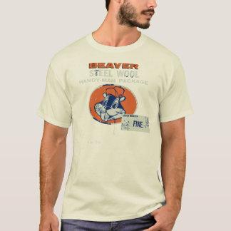 Beaver Steel Wool T-Shirt