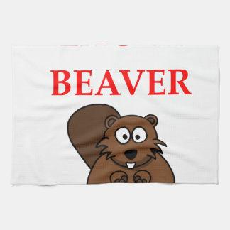 BEAVER TOWELS