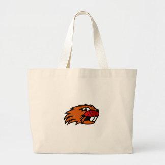 Beavers Large Tote Bag