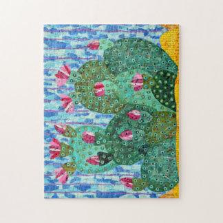 Beavertail Cactus Puzzle