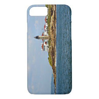 Beavertail Lighthouse, Rhode Island iPhone 7 Case