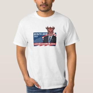 BEAZELBUB, 2012, votebeazel.com T-Shirt