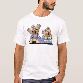 Bebe and Jolie Portrait T-Shirt