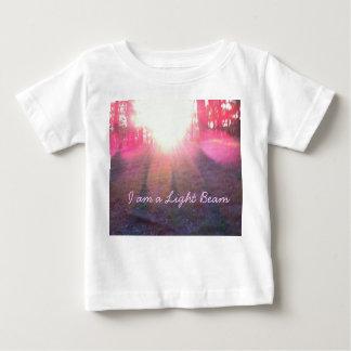 BÉBÉ de faisceau lumineux T-shirt Pour Bébé