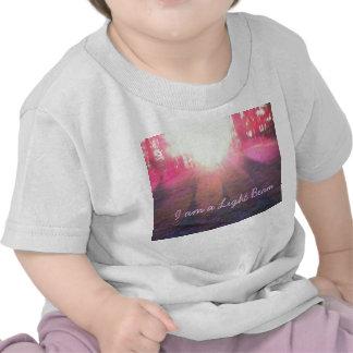 BÉBÉ de faisceau lumineux T-shirt