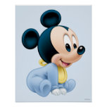 Bébé Mickey Mouse 2 Posters